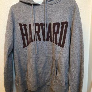H&M harvard grey hoodie